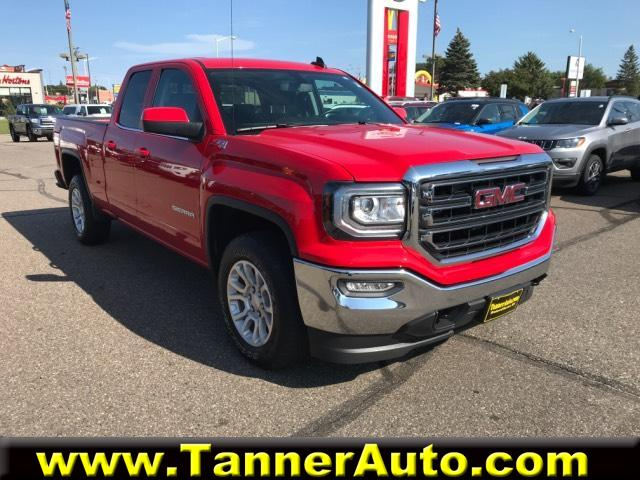 Pre Owned 2016 Gmc Sierra 1500 4wd Double Cab 143 5 Sle