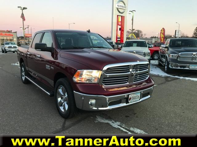 Pre Owned 2017 Ram 1500 Horn 4x4 Crew Cab 5 7 Box